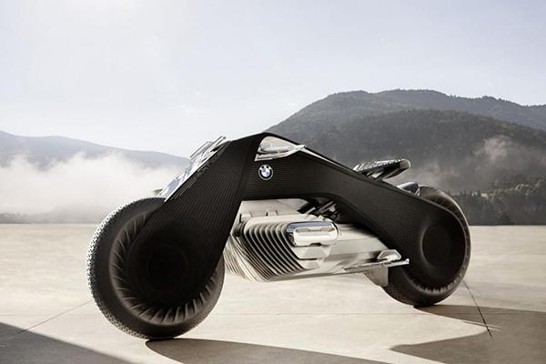 宝马也做平衡车?自平衡车摩托造价2亿